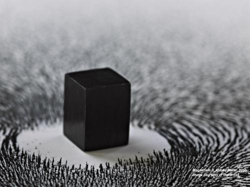 Ahmed Mater, Magnetism II, 2012. Image courtesy of the artist.jpg