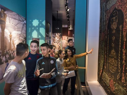Educational programme- Mekka - Tropenmuseum